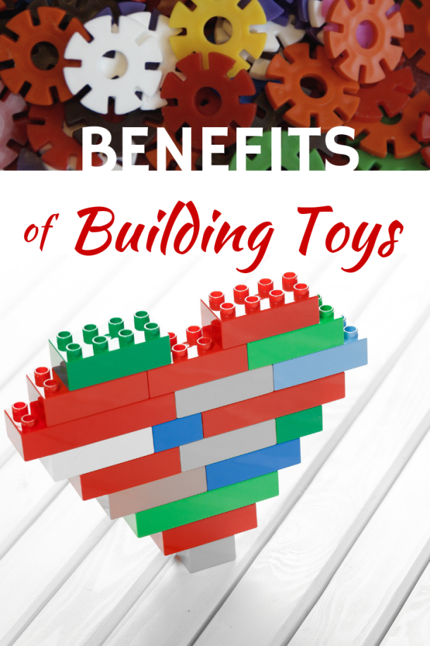 Build, Create, Play: The Benefits of Playing with Building Toys
