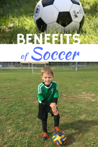 Benefits of Playing Soccer