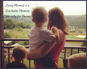 Teachable Moment, Parents