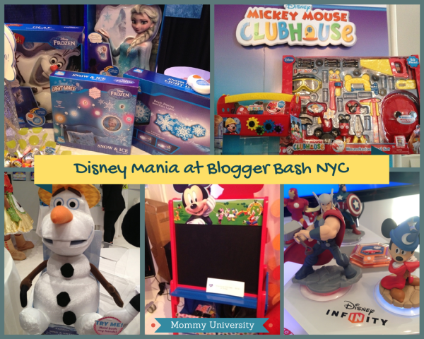 Disney at Blogger Bash