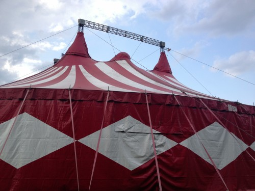 Taking the kids to the circus is a great way to celebrate Storybook Circus in Fantasyland!