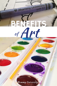 Benefits of Art