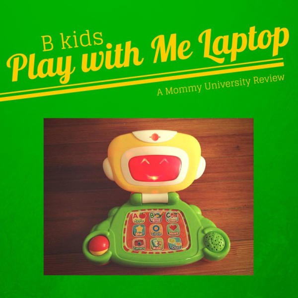Play with Me Laptop