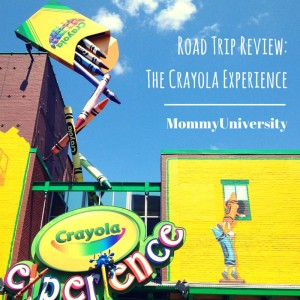 Road Trip ReviewThe Crayola Experience