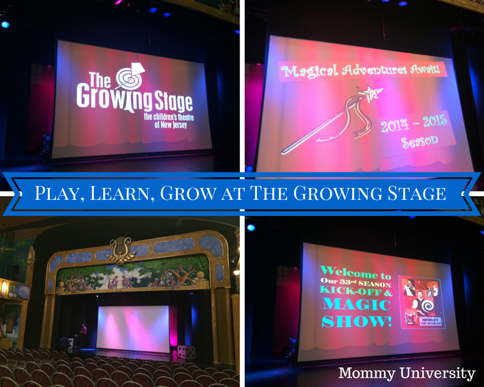 The Growing Stage