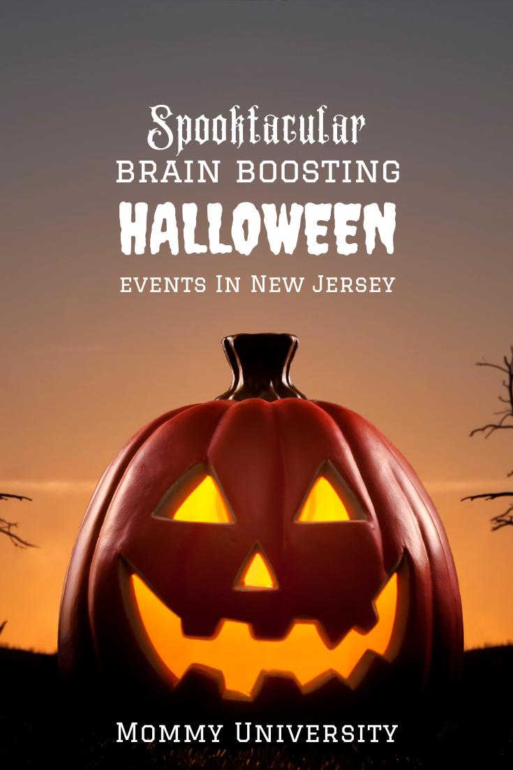 Spooktacular Brain Boosting Halloween Events in NJ