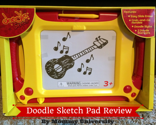 Doodle Sketch Review
