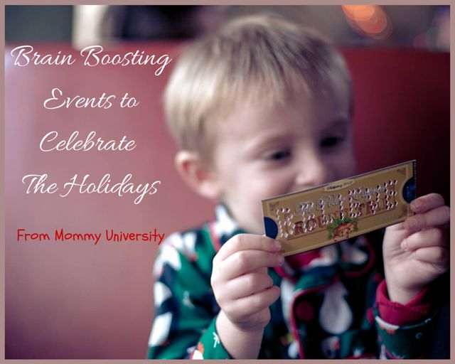 Brain Boosting Holidays