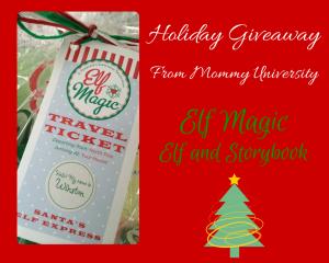 Elf Giveaway