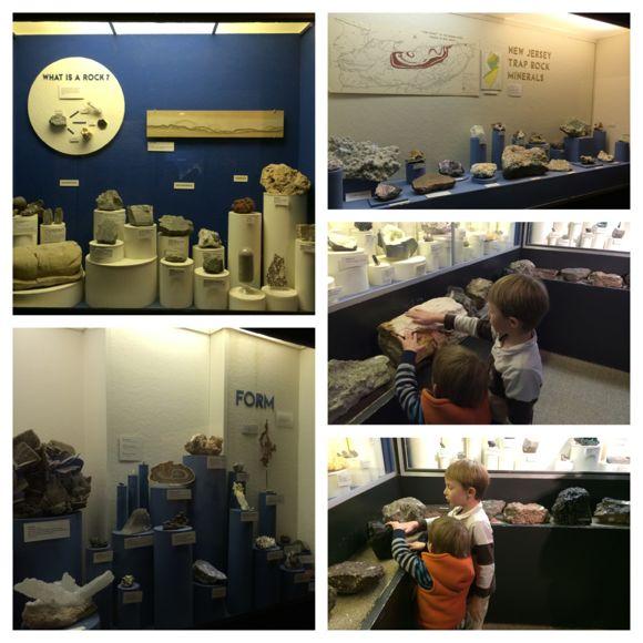 Morris Museum Minerals