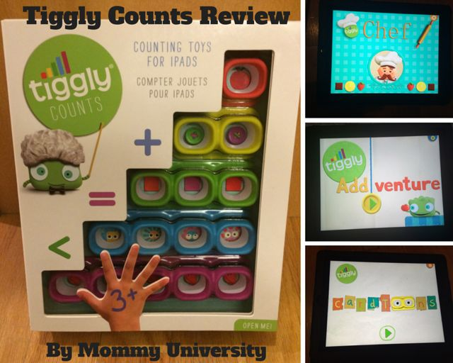 Tiggly Counts Review