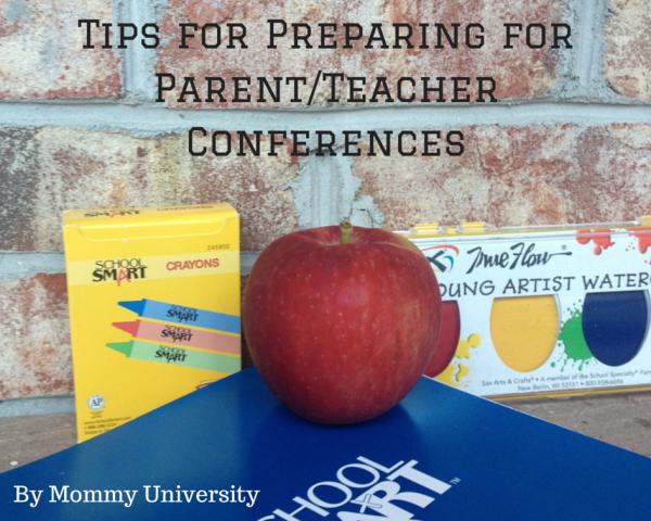 Tips for Preparing forParent_Teacher
