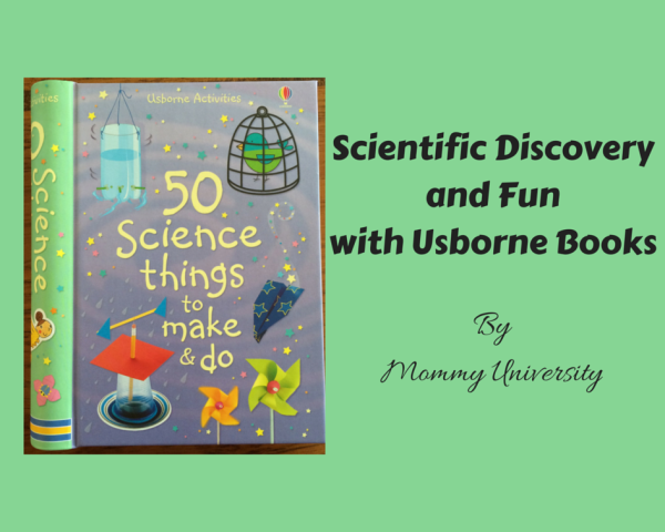 Usborne ActivitiesBook Review