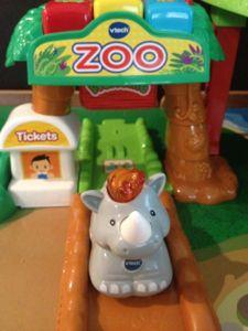 zoo explorers rhino