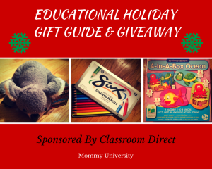 Educational Holiday Gift Guide