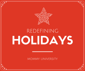 Redefining Holidays