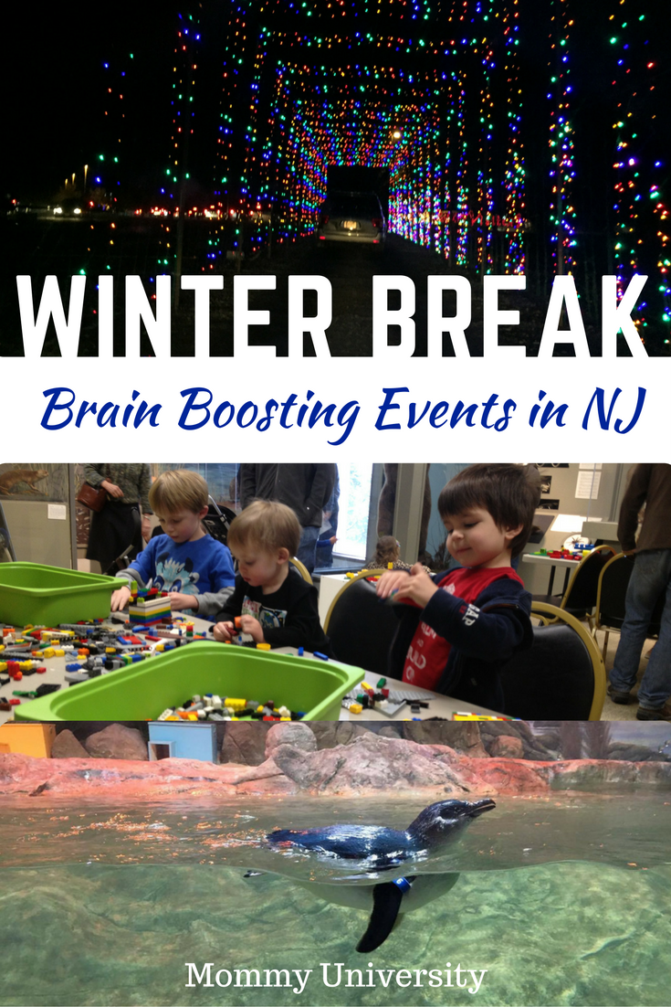 Winter Break Brain Boosting Events in NJ