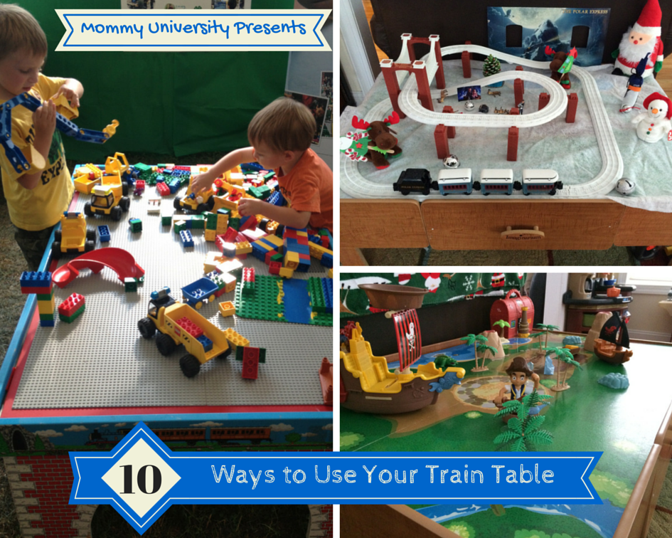 Ways to Reuse Train Table