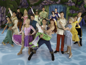 Disney on Ice Princesses and Heroes