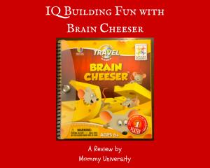 IQ Building Fun with Brain Cheeser