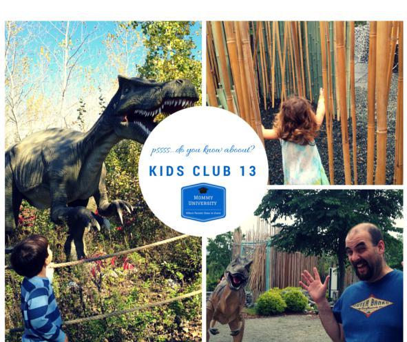 Kids Club Thirteen