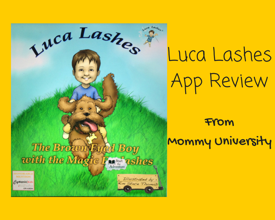 Luca Lashes App Review