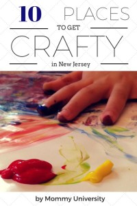 10 Places to get Crafty