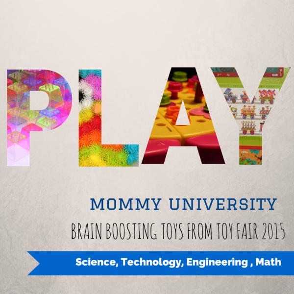Brain Boosting Toys at Toy Fair
