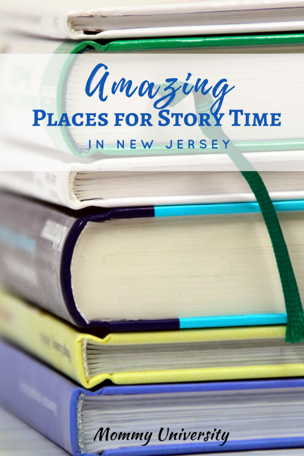 Amazing Places for Story Time in New Jersey