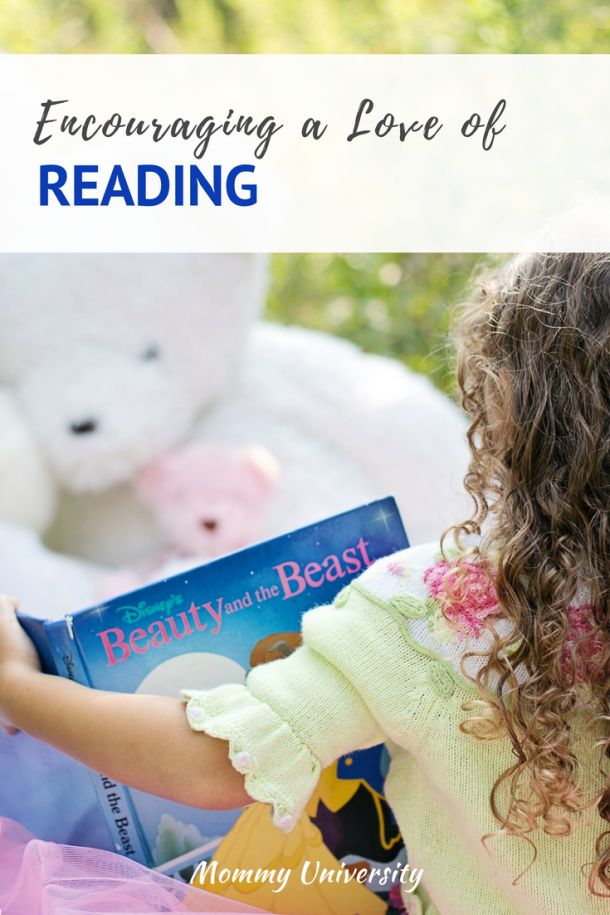 Encouraging a Love of Reading