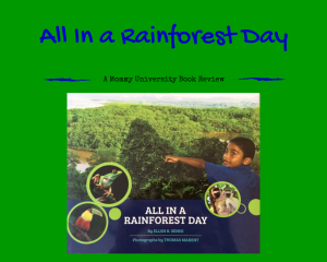 All in a Rainforest Day