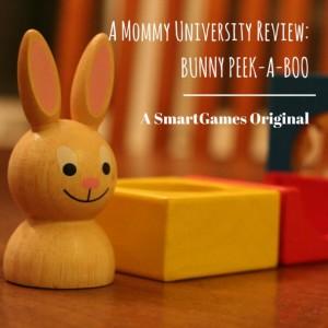 Bunny Peek-A-Boo