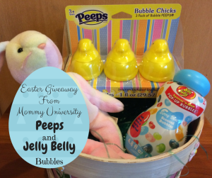 Easter Bubbles Giveaway