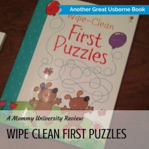 Usborne First Puzzle