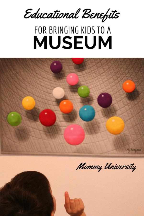 Educational Benefits of Museums