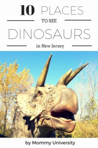 Dinosaurs In NJ