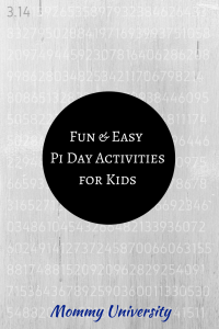 Fun and Easy Pi Day Activities