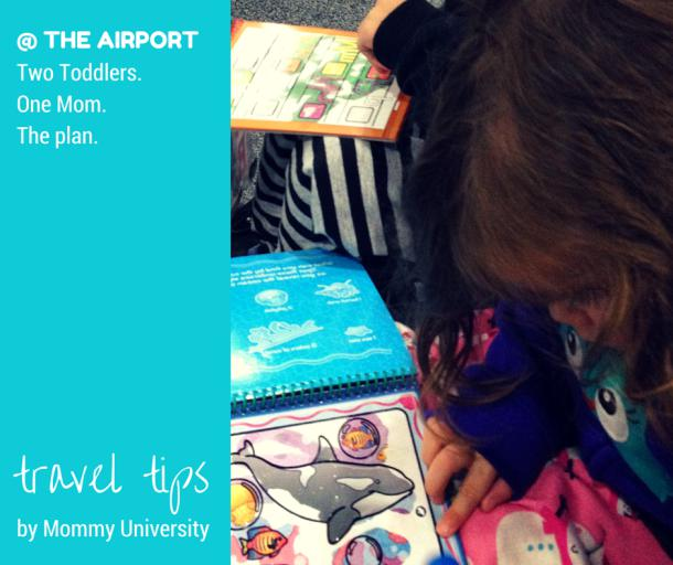 Travel Tips at the Airport