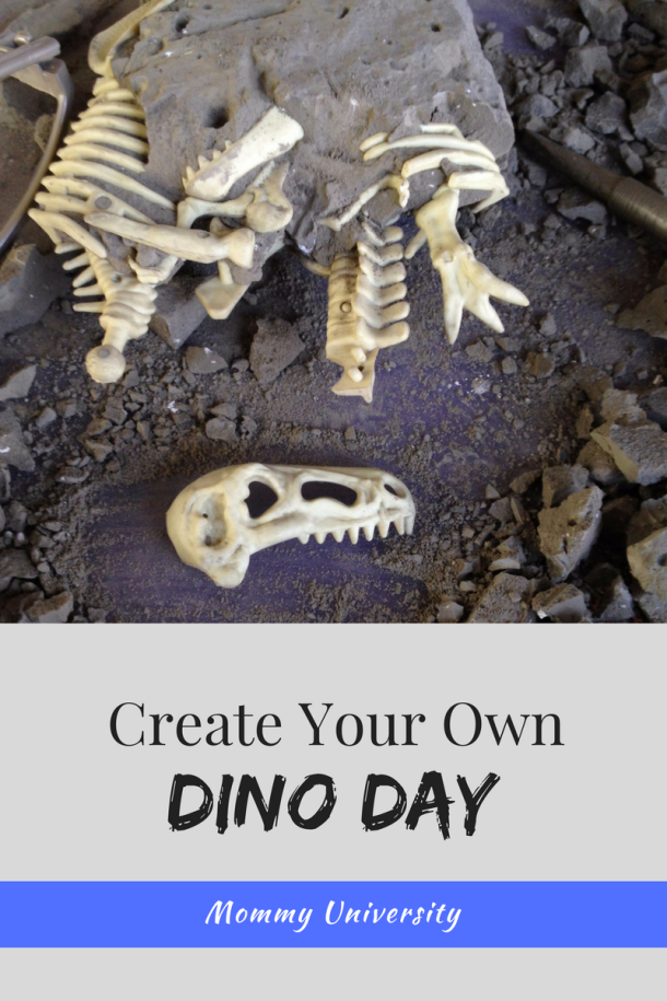 Create Your Own Dino Day