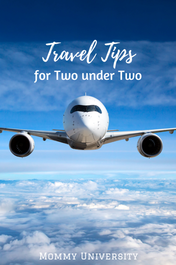 Travel Tips with Two Kids Under Two (2)