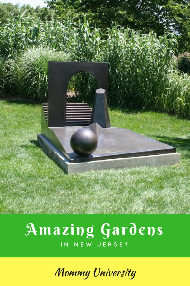 Amazing Gardens in New Jersey