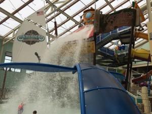 Aquatopia Bucket Spill