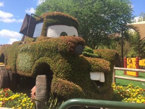 Cars Playground