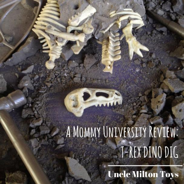 Uncle Milton's Dino Dig