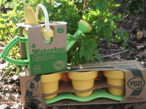 Green Toys Gardening Tools