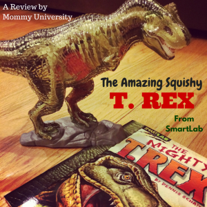 The Amazing Squishy T. Rex