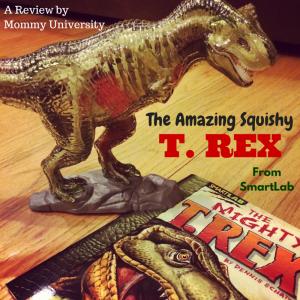 The Amazing Squishy T. Rex