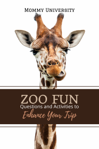 Zoo Fun Questions and Activities to Enhance Your Trip