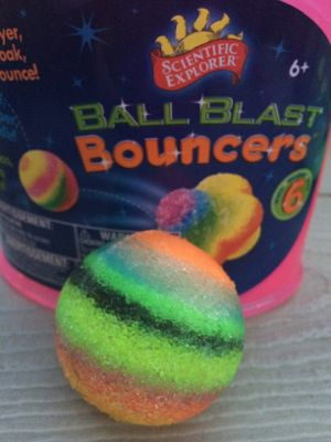 Ball Blast Bouncer Final Ball