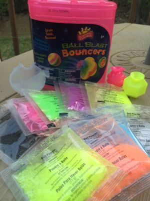 Ball Blast Bouncer Kit